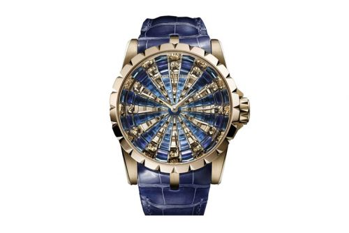 "The Roger Dubuis ""Knights of the Round Table III"" Watch Focuses on Detail & Craftmanship"
