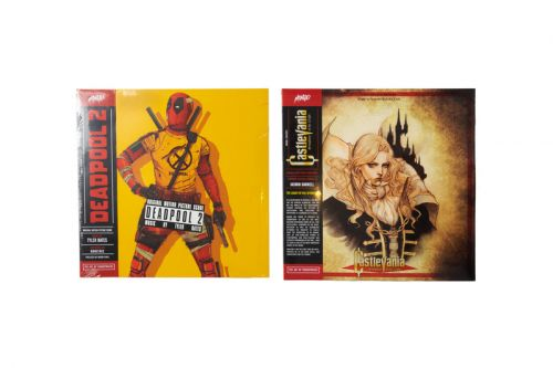 Advent Calendar Day 12: 'Deadpool 2' / 'Castlevania' Vinyls