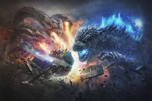 World's First Permanent Godzilla-Themed Ride Set to Debut in Japan