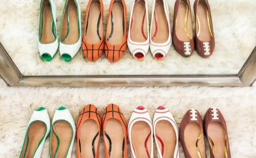 Charis & Doxa officially launches shoe collaboration