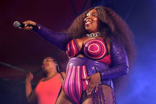 Lizzo wants everyone to be 'as naked as possible'