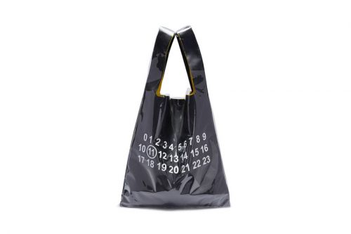 Maison Margiela's PVC-Coated Leather Tote Bag Releases for $1,400 USD