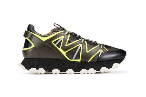 Lanvin Unveils Trail-Tackling Lightning Sneaker for SS19