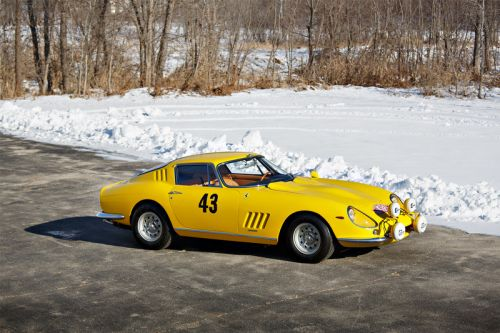 Ultra-Rare 1964 Ferrari 275 GTB Prototype Set for Auction