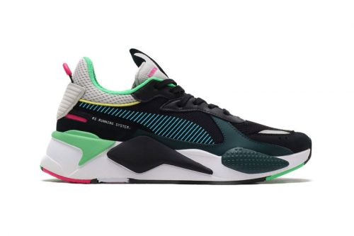 PUMA Looks to Classic Arcade Games for Latest RS-X Colorway