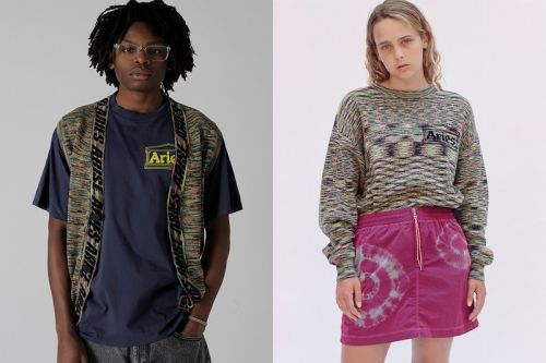 Aries Celebrates '90s Rave Culture and Californian Surfing for First SS21 Drop