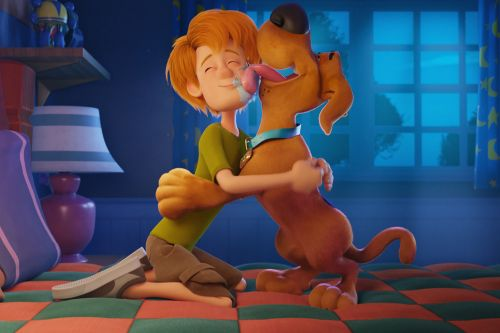 'Scoob!' movie trailer shows how Scooby and Shaggy met