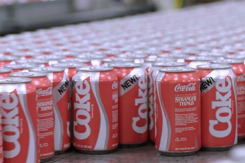 'New Coke' is back 34 years after fizzing out - blame 'Stranger Things'