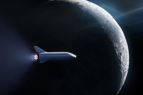 Elon Musk Previews SpaceX's Forthcoming BFR Spacecraft