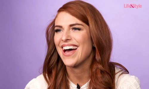 Audrey Roloff Reveals How She Gets Her Locks Looking So Shiny and Free
