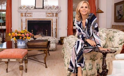 Tory Burch confirms Pierre-Yves Roussel as chief executive