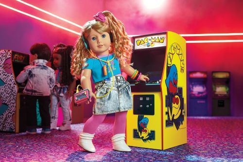 New 'historical' American Girl doll is from way back in the '80s