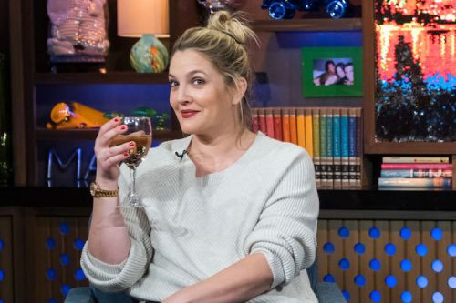 "Drew Barrymore's Friends Are Concerned About Her Drinking - She's ""Playing With Fire"""