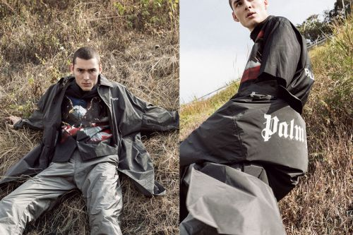 """""""Lighter Layers"""" Editorial Is an Ode to Perfect Spring Weather"""