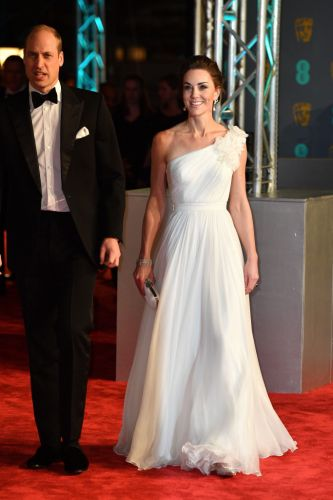 Kate Middleton Wore the Sweetest Tribute to Princess Diana at the BAFTAs