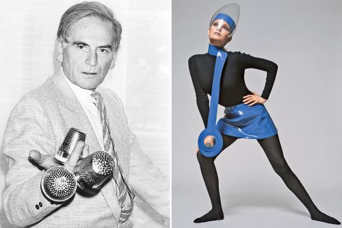 'Pierre Cardin: Future Fashion' exhibit launches at the Brooklyn Museum