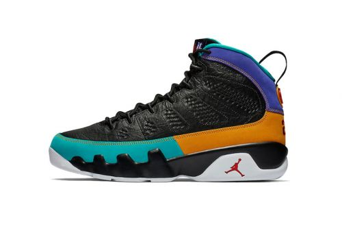 "A Clean Look at the Air Jordan 9 ""Dream It, Do It"""