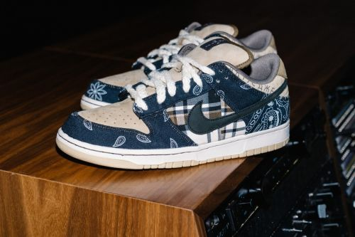 "StockX Is One of the Only Places to Get Travis Scott's Nike SB Dunk Low ""Cactus Jack"""