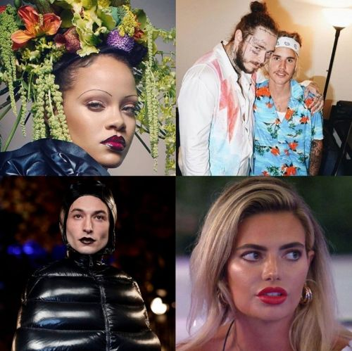 2018: A year in beauty moments