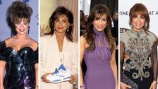 Photos Of Paula Abdul's Style Transformation Through The Years