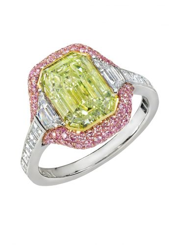 Five Engagement Rings To Buy for Valentine's Day