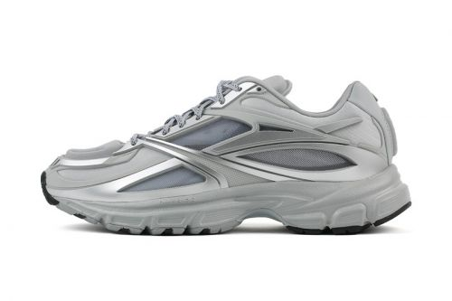 Reebok Spruces Up the Premier Road Modern With Tonal Silver Presentation