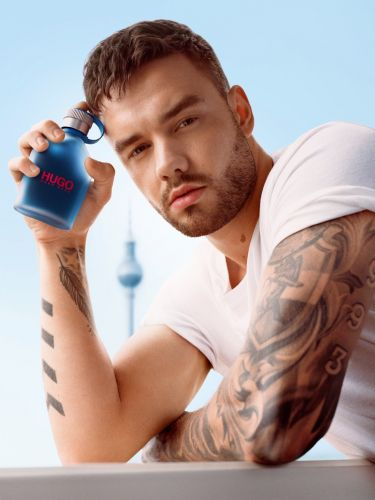 Liam Payne Stars in HUGO Now Fragrance Campaign