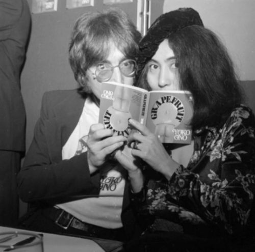 Why Yoko Ono's strange art book Grapefruit is a welcome remedy from crisis