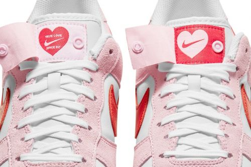 """The Nike Air Force 1 """"Valentine's Day"""" Was Made for Lovers"""