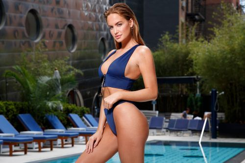 How Haley Kalil went from lab tech to Sports Illustrated swimsuit model