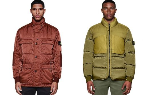 Stone Island Unveils Military-Inspired Outerwear for FW21/22 Icon Imagery Collection