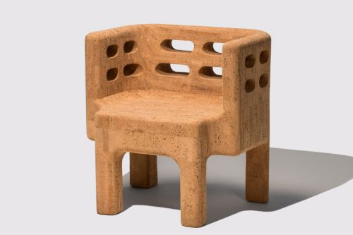 The Campana Brothers Launch Furniture Collection Made of Cork