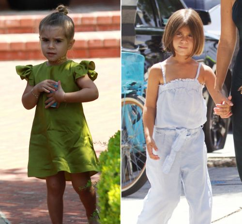Princess P! See How Kourtney Kardashian and Scott Disick's Daughter Penelope Has Grown Over the Years
