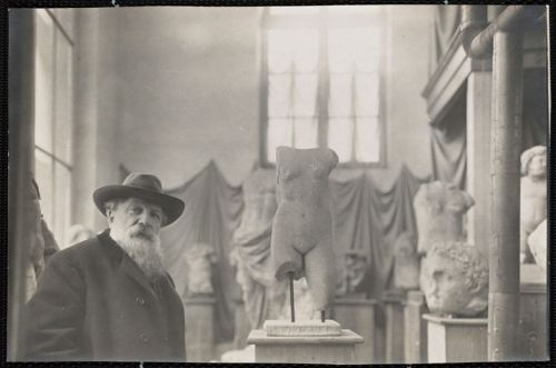 Ten Things You Might Not Know About Auguste Rodin