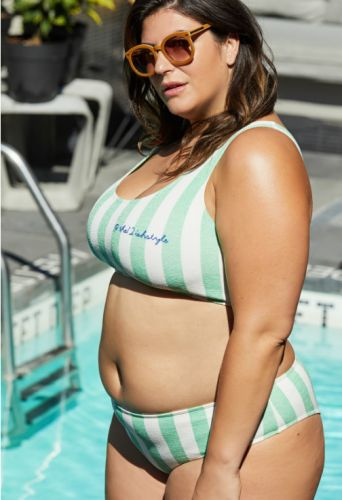 How To Wear A Bikini With Confidence, Whatever Your Size Or Shape