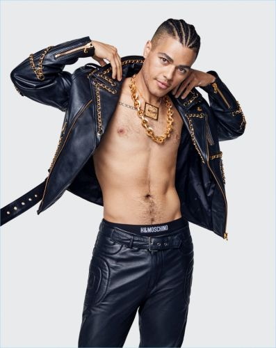 Jeremy Scott Goes Bold for Moschino H&M Collection