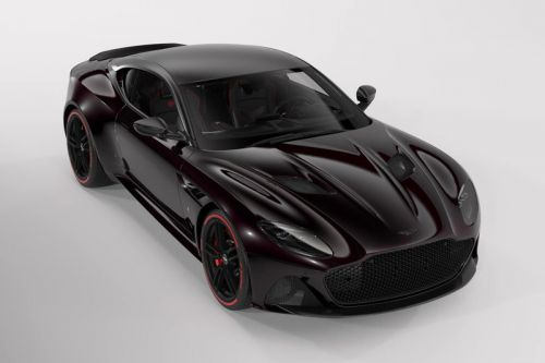 Aston Martin Readies a TAG Heuer Edition of the DBS Superleggera