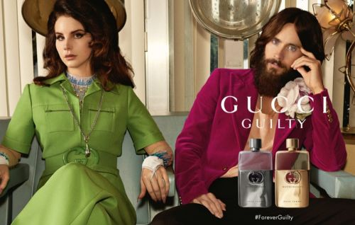 Jared Leto Joins Lana Del Rey for Gucci Guilty Fragrance Campaign