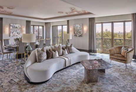 Four-bedroom Apartment, Clarges Mayfair, London, UK