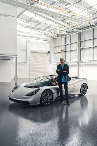 Gordon Murray Rights His Wrongs With The Most Driver-Centric T.50 Supercar Ever
