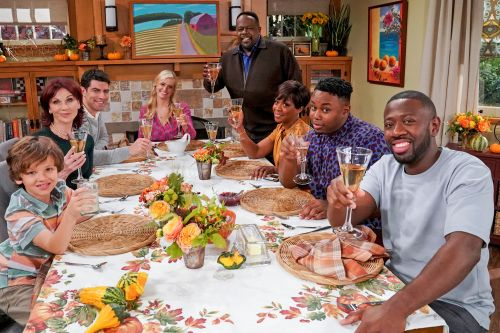 'Neighborhood' star Tichina Arnold's surprising Thanksgiving quirk