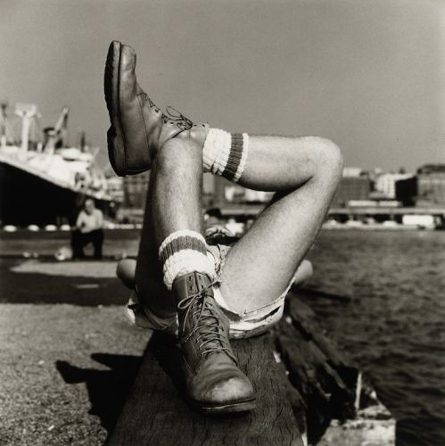Peter Hujar's Illicit Photographs of New York's Cruising Utopia