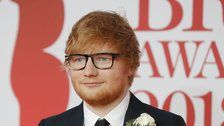 Ed Sheeran Isn't Married, He's Just Wearing An Engagement Ring