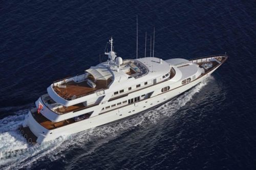 Asia Yacht Agency Secures Charter CA Listing for 48m Azul V