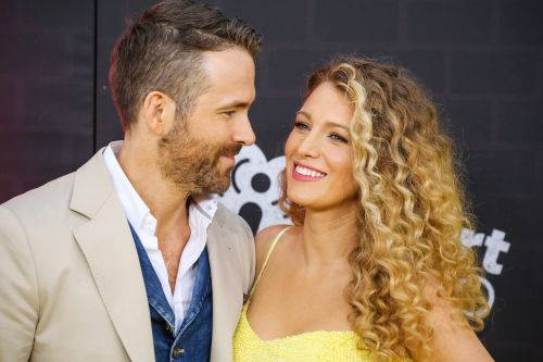 Blake Lively and Ryan Reynolds Still Flirt Like Total Newlyweds