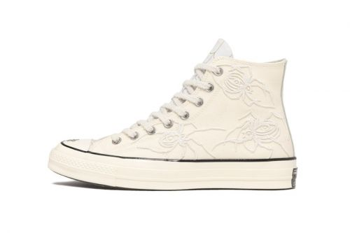 A Closer Look at the Dr. Woo x Converse Chuck 70 Collection