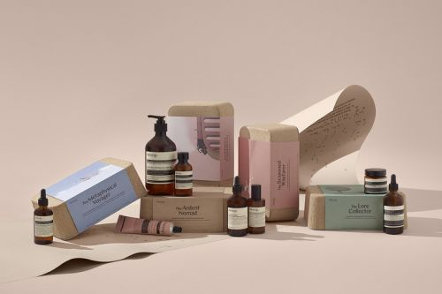 "Aesop Looks to ""Sensory Chronicles"" for 2020 Gift Kits"
