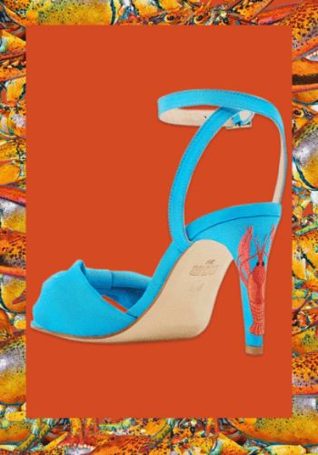Hunger Wants: MR by Man Repeller's Lobster sandals