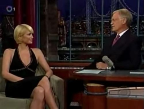 Paris Hilton says Letterman was 'cruel and mean' during 2007 interview