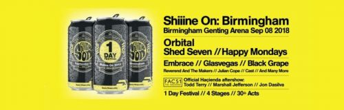 WIN TICKETS TO SHIIINE ON FESTIVAL